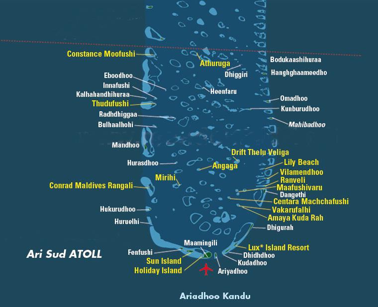 破碎群岛瓦尔沙拉地图