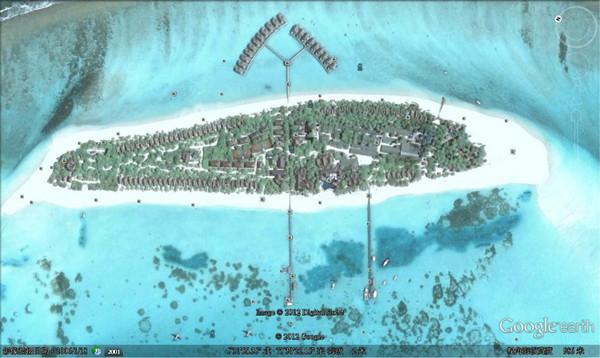 卡努呼拉岛图片
