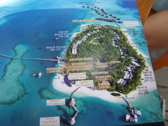 马尔代夫希尔顿港丽岛游记(二)