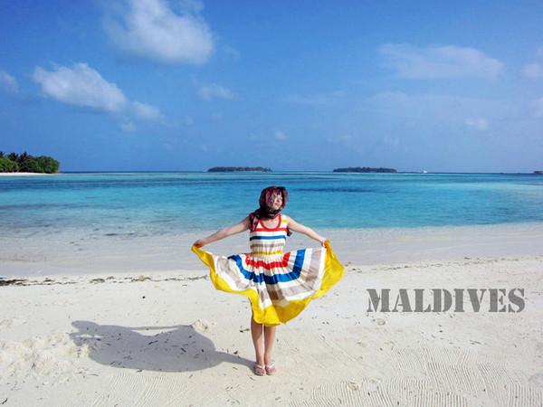 马尔代夫游记.怀念康杜玛岛