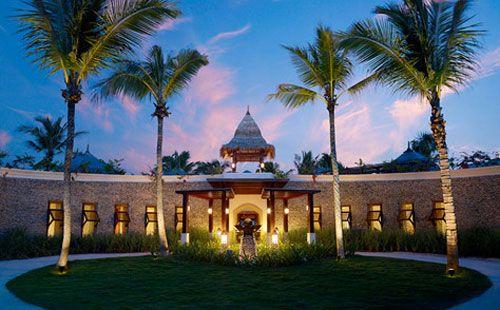 马尔代夫香格里拉酒店