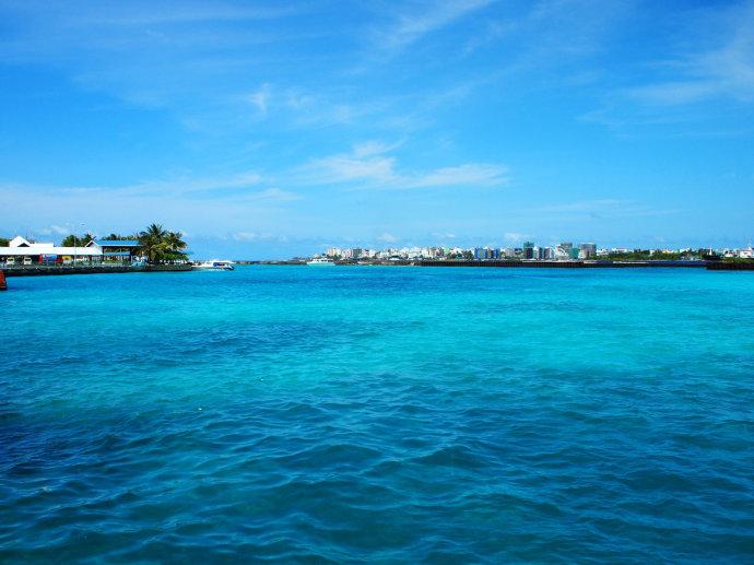 图说马尔代夫鲁滨逊岛游记