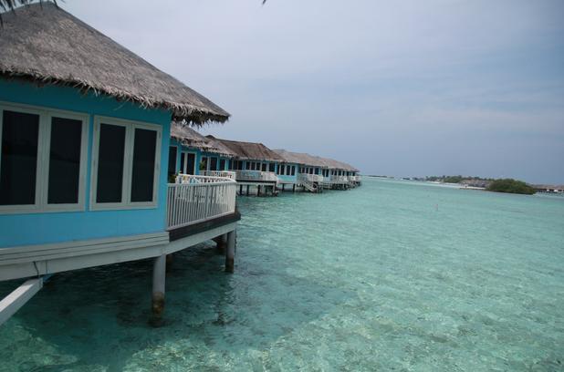 马尔代夫梦幻海岛游