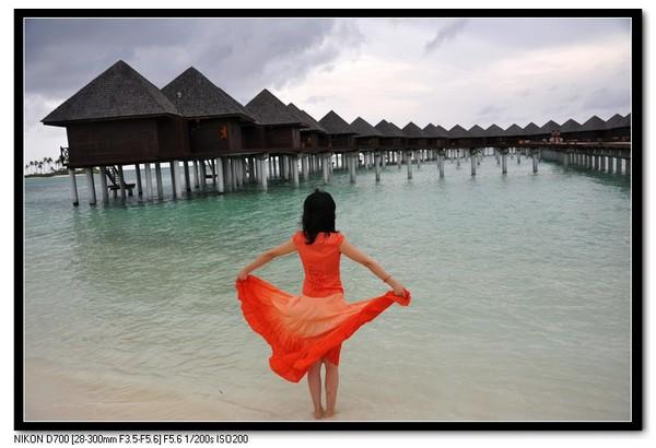 2012年5月马尔代夫双鱼岛游记,水清沙幼的蜜月旅行--汇总篇