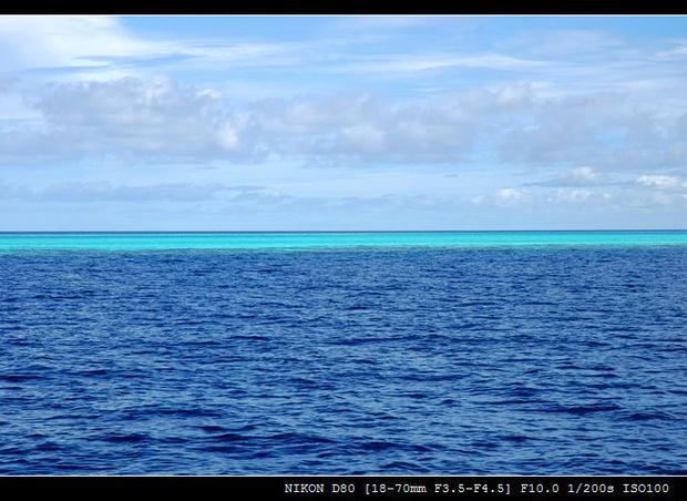 海水分界线
