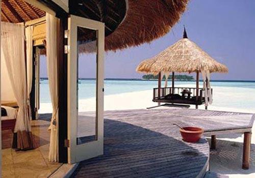 马尔代夫最著名的潜水地点之一