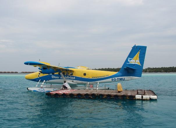 马尔代夫上岛交通最详细介绍(内陆飞机,快船,水飞)