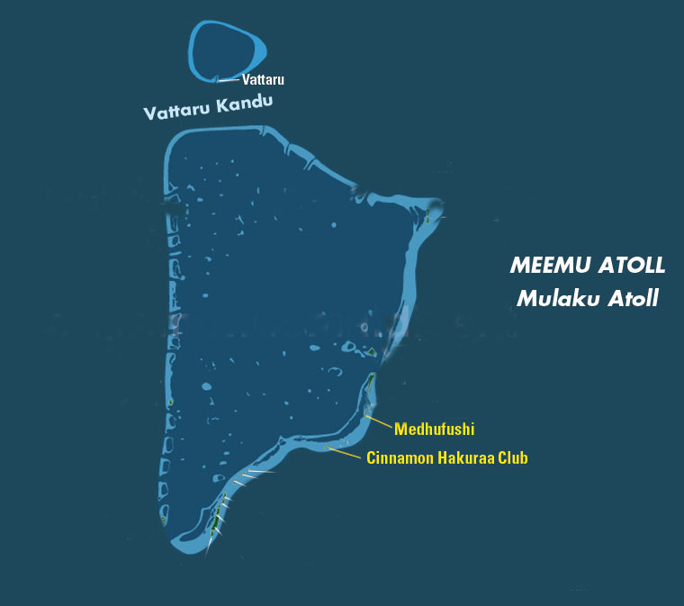 Atollo di Meemu, Maldive